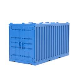 Container - Blauw