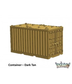 Container - Dark Tan