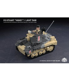 "M3 Stuart ""Honey"" - Light Tank"