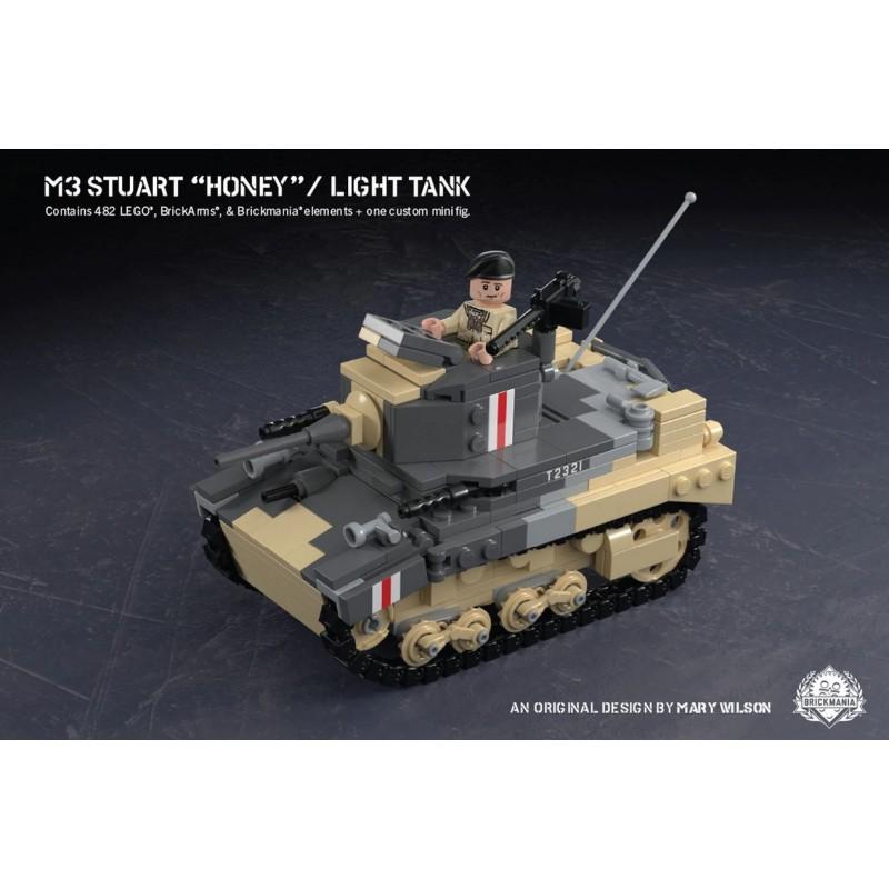 """M3 Stuart """"Honey"""" - Light Tank"""
