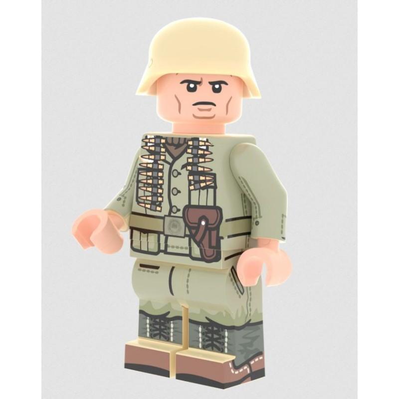 WWII Afrikakorps - MG