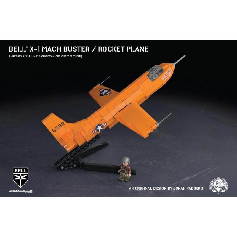 X-1 Mach Buster Rocket Plane
