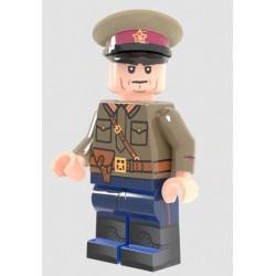 Brickmania WW2 Soviet Officer