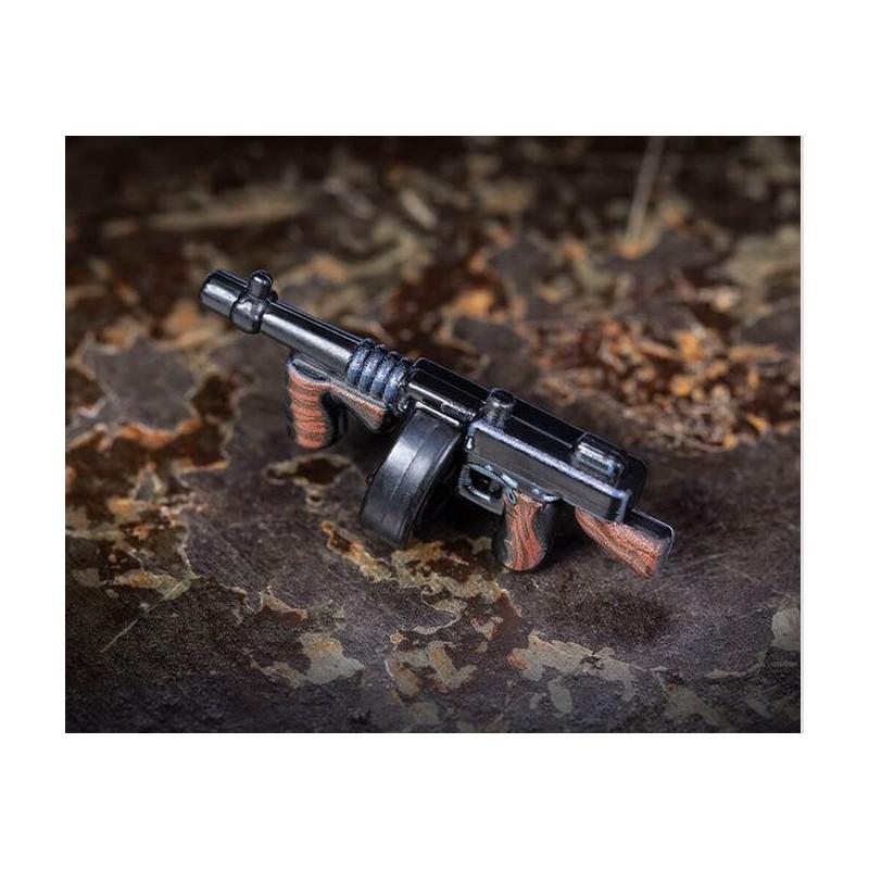 Brickmania® Perfect Caliber™ BrickArms® M1928 Machine Gun
