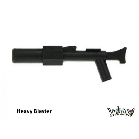 Custom Star Wars - Heavy Blaster- The Little Arms Shop