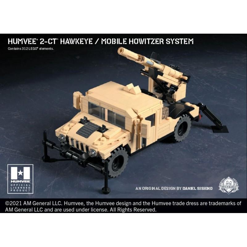 Humvee® 2-CT™ - Hawkeye