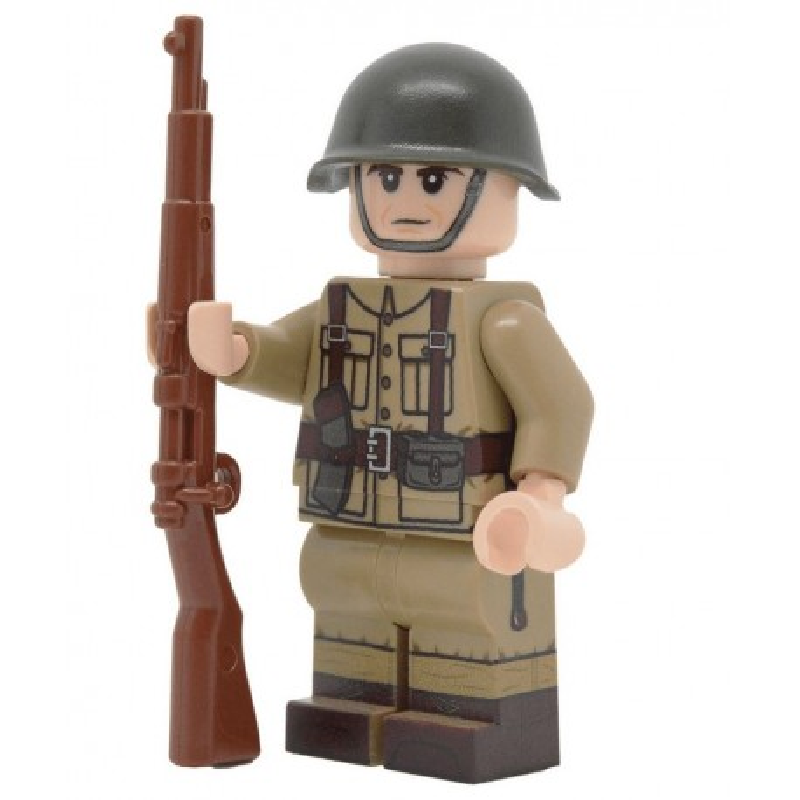 WW2 Danish Soldier Minifigure