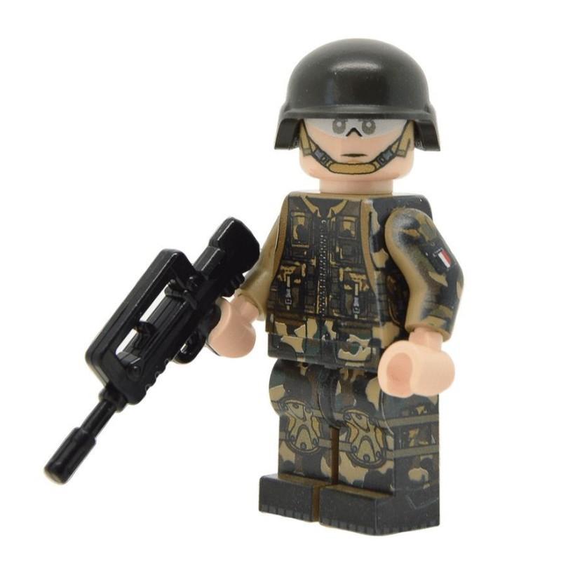 Modern French Soldier