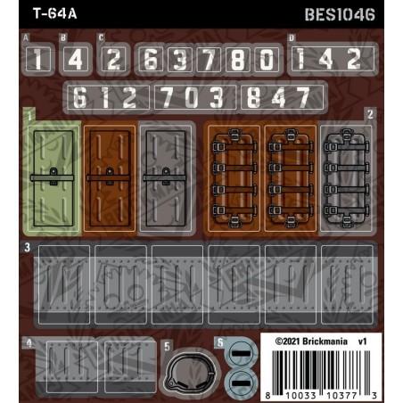 T-64A - Sticker Pack