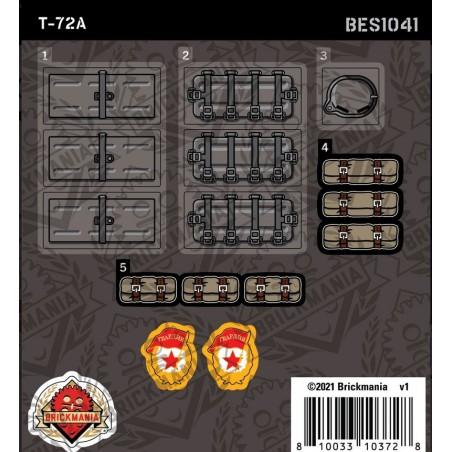 T-72a - Sticker Pack