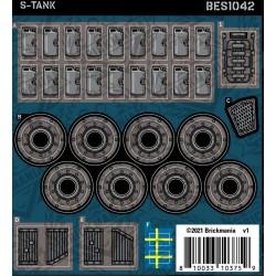 S-Tank - Sticker Pack