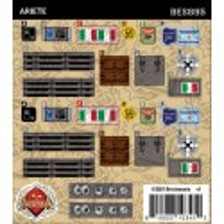 Ariete - Sticker Pack