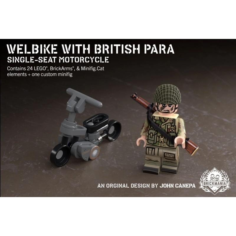 Welbike with British Para
