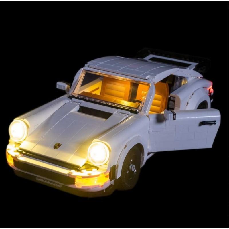 LEGO Porsche 911 10295 Verlichtings Set