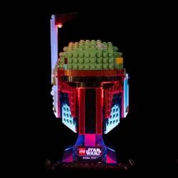 LEGO Boba Fett Helmet 75277 Light Kit