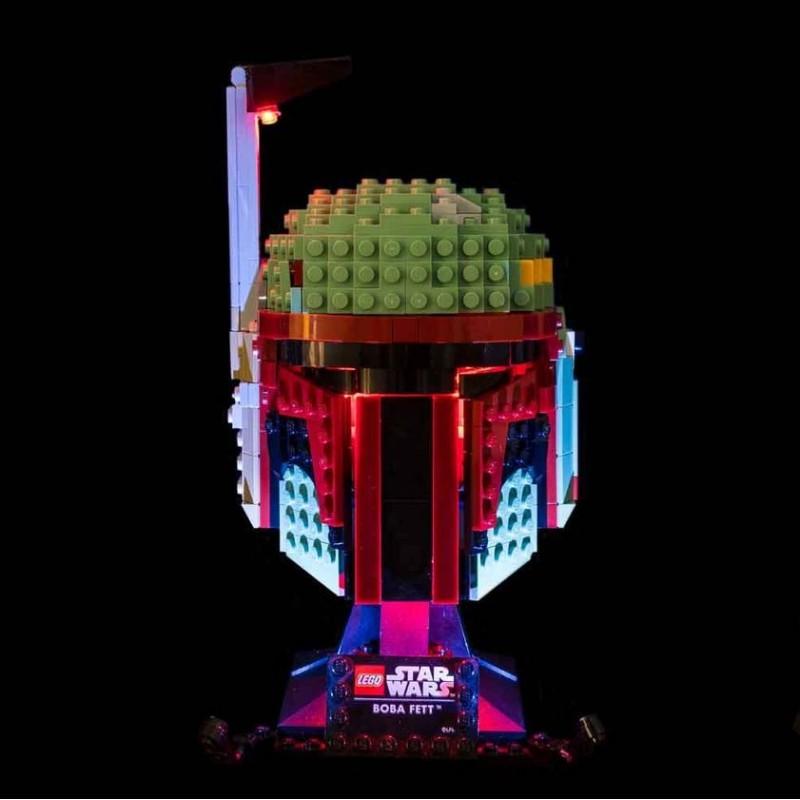 LEGO Boba Fett Helm 75277 Beleuchtungs Set