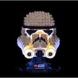 LEGO Stormtrooper Helm 75276 Beleuchtungs Set