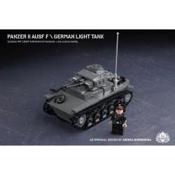 Panzer II Ausf F
