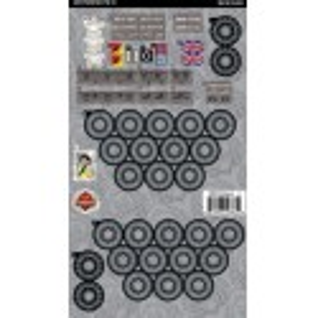 Centurion MK III - Sticker Pack