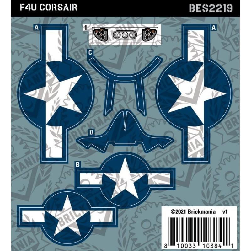F4U Corsair - Sticker Pack