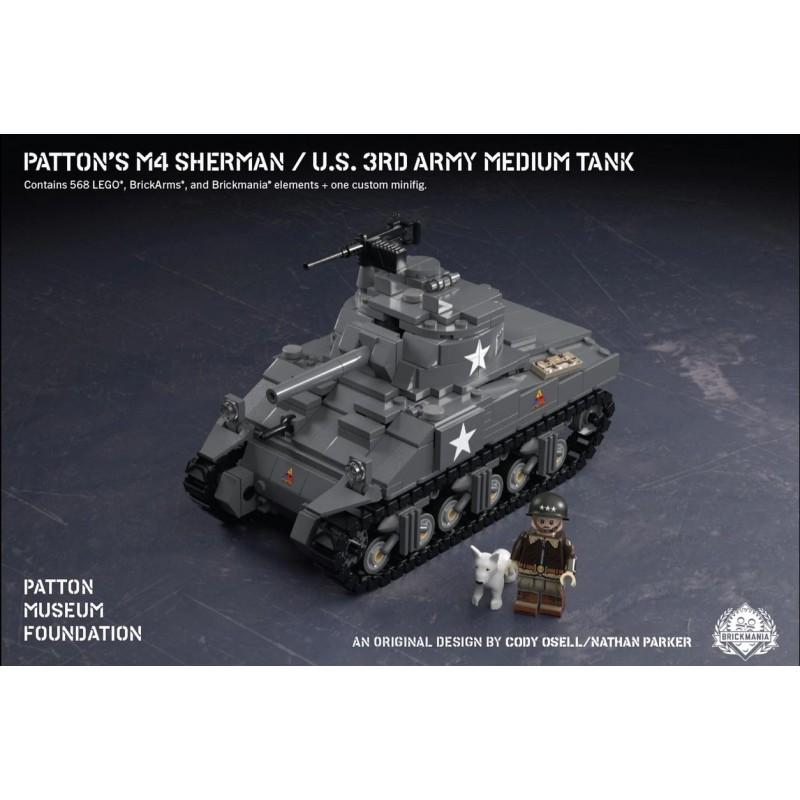 Patton's M4 Sherman