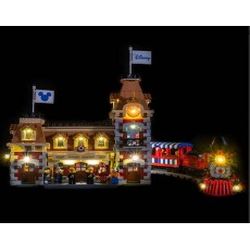 LEGO Disney Train Station 71044 Verlichtings Set