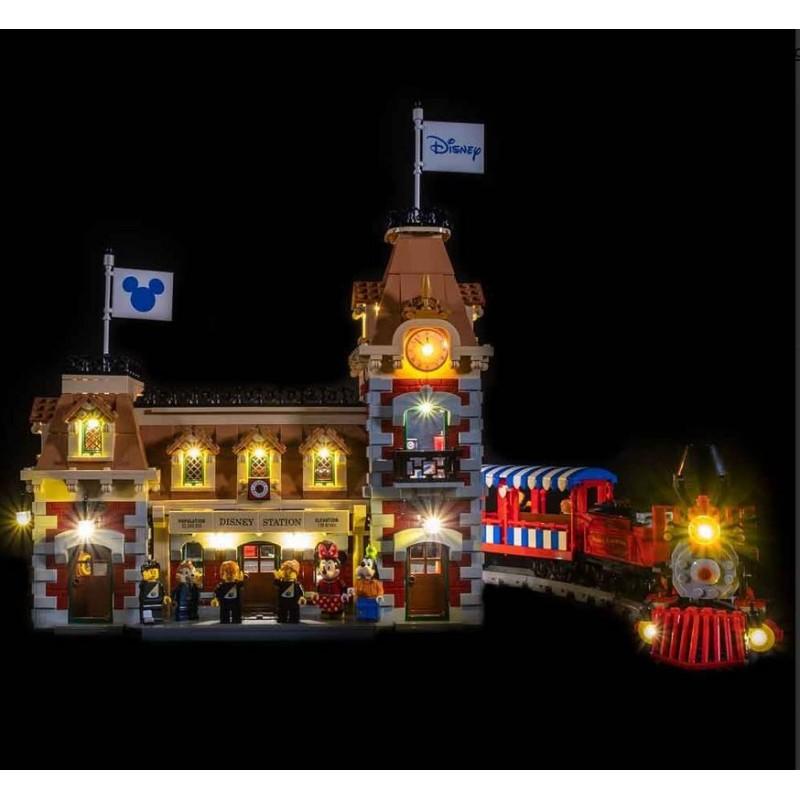 LEGO Disney Train Station 71044 Light Kit