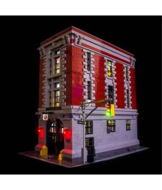 LEGO Ghostbusters Firehouse 75827 Verlichtings Set
