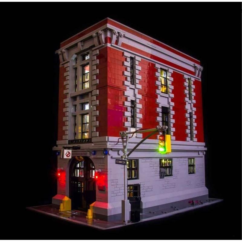 LEGO Ghostbusters Firehouse 75827 Light Kit