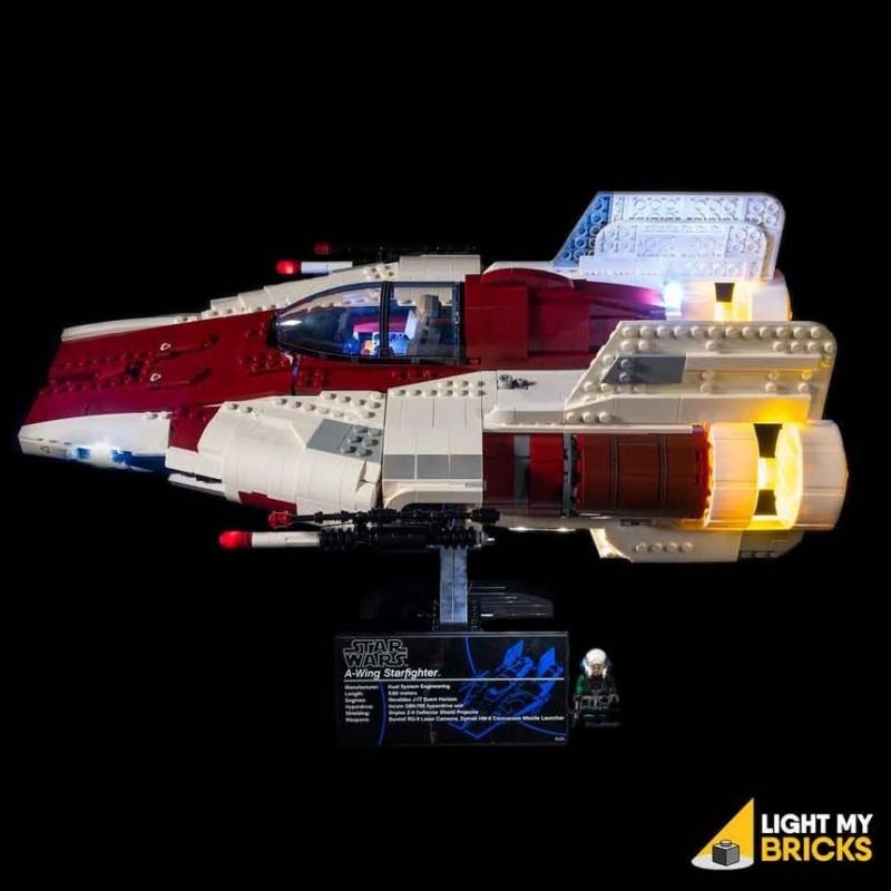 LEGO UCS A-Wing Starfighter 75275 Light Kit