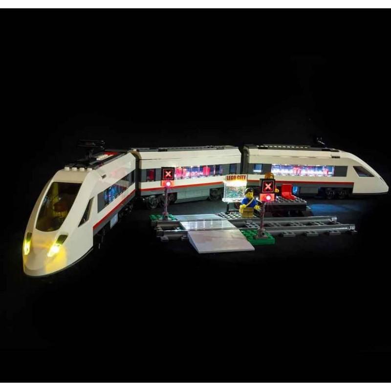 LEGO High Speed Passenger Train 60051 Beleuchtungs Set