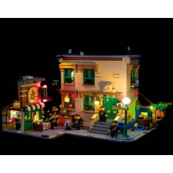 LEGO 123 Sesame Street 21324 Verlichtings Set
