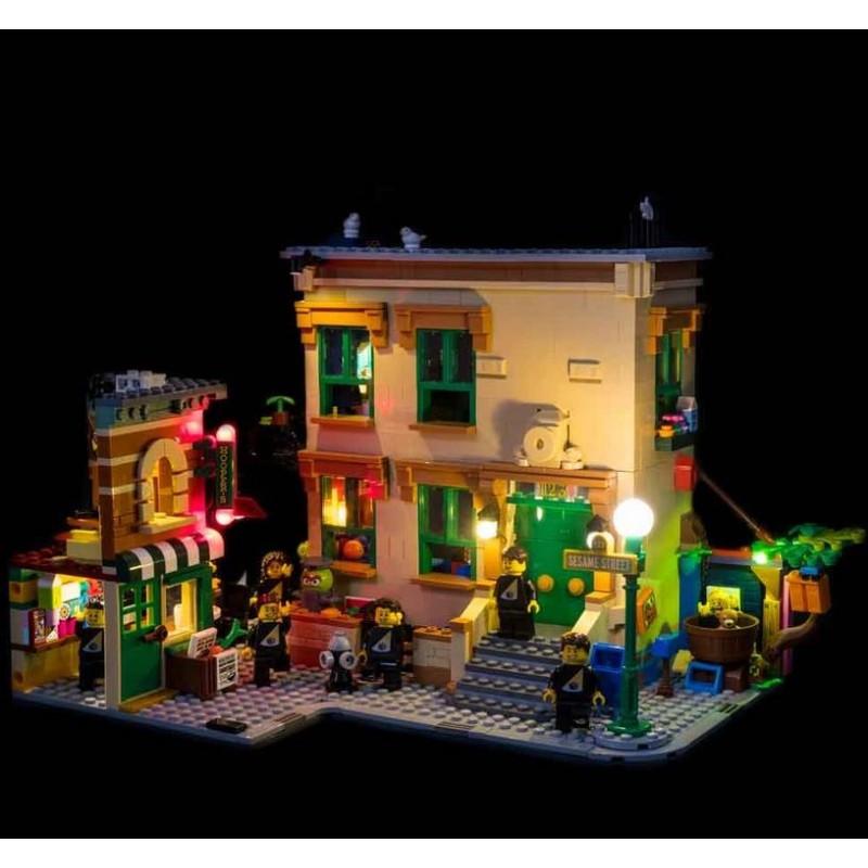 LEGO 123 Sesame Street 21324 Light Kit