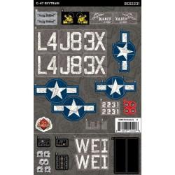 C-47 Skytrain - Sticker Pack
