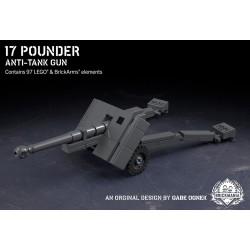 17 Pounder Anti-Tank Gun