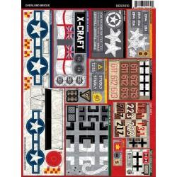 Overlord Bricks- Sticker Pack
