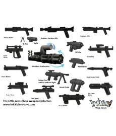 The Little Arms Shop Weapon Collection