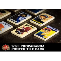 WWII Propaganda Poster tegel set v2