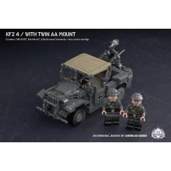 Kfz 4 with Twin AA Mount