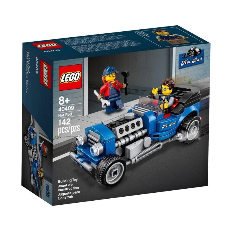 LEGO ® Exclusive Hot Rod Race Wagen 40409