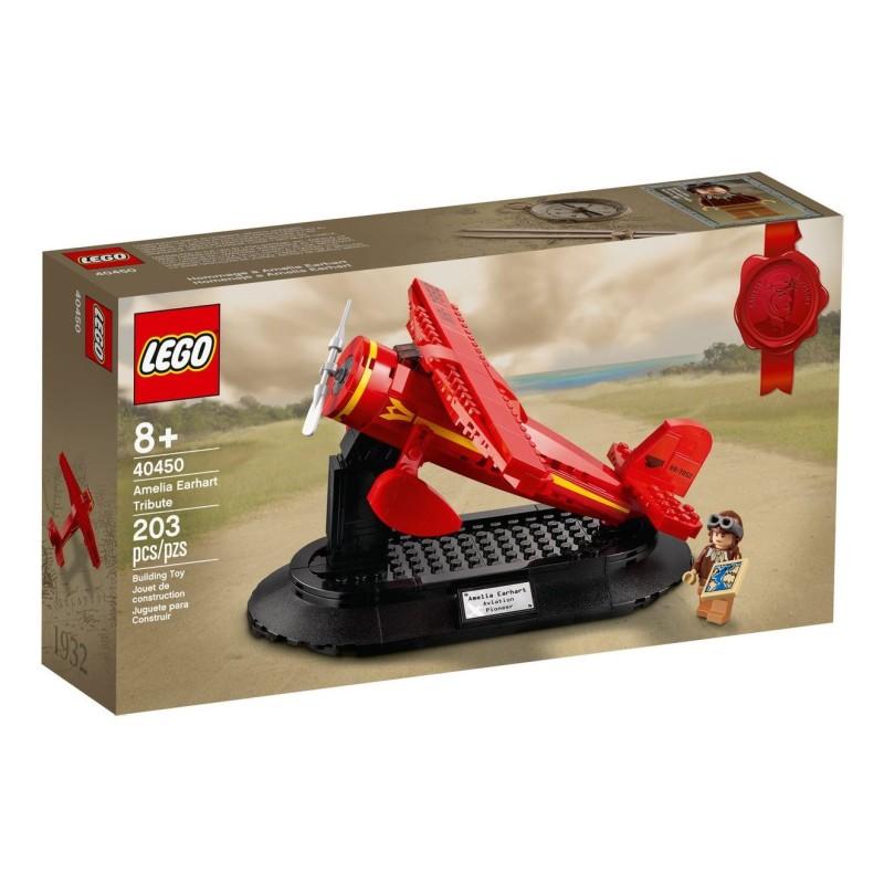 LEGO ® Exclusive Tribute to Amelia Earhart 40450