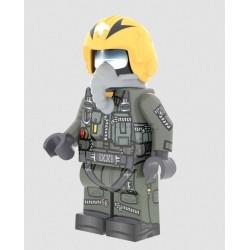 US Navy Cold War Fighter Pilot