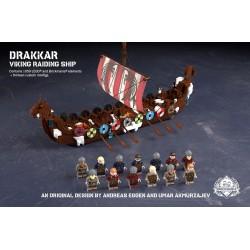 Drakkar - Viking Raiding Ship