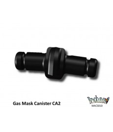 Gas Mask Canister CA2 - Black