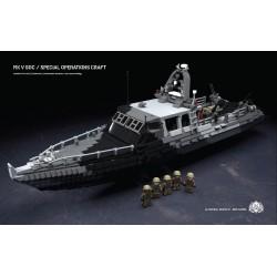 MK V SOC - Special Operations Craft