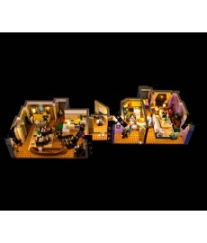 LEGO The Friends Appartments 10292 Light Kit