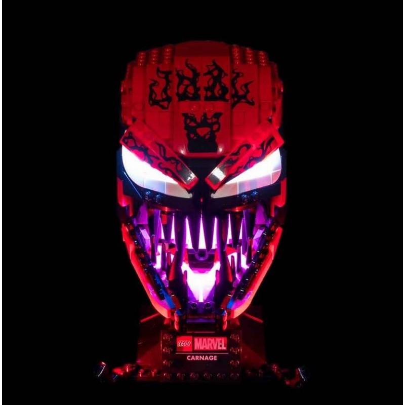 LEGO Spider-Man Carnage 76199 Light Kit