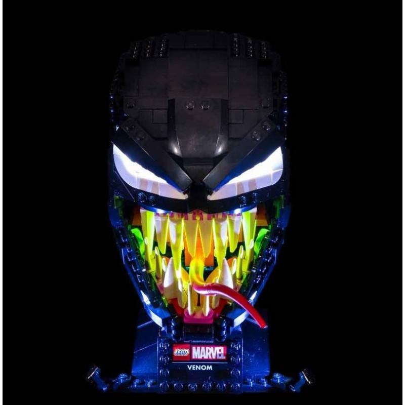 LEGO Spider-Man Venom 76187 Light Kit
