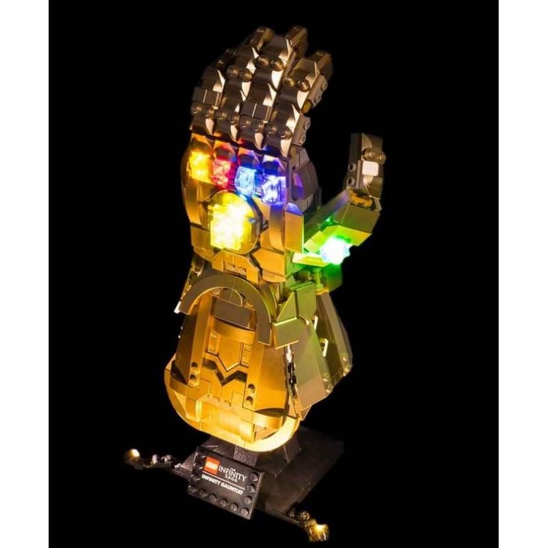 LEGO Infinity Gauntlet 76191 Beleuchtungs Set
