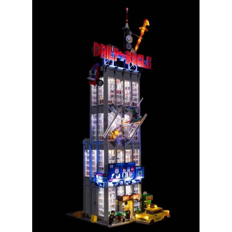 LEGO Daily Bugle 76178 Light Kit